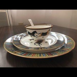 Hermès tableware